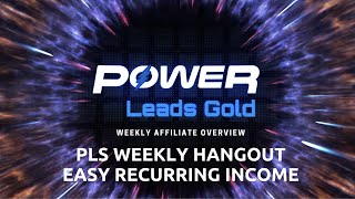 Power Lead System Live Hangout Affiliate Marketing Training with Franco Recurring Income - ✅✅✅ Power Lead System Live Hangout & Affiliate Marketing Training with Franco - Recurring Income